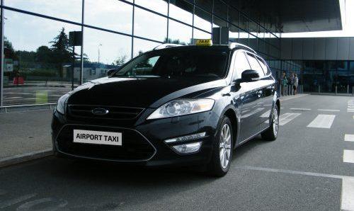 Taxi lotnisko Katowice - oferta