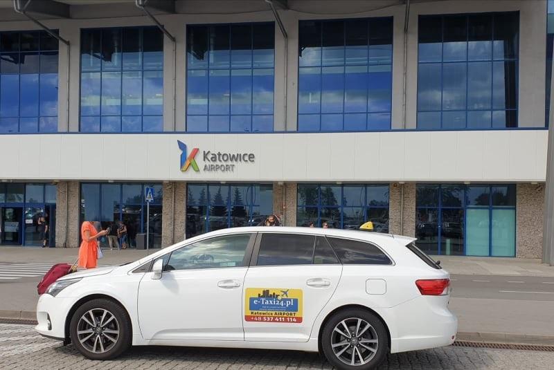 Taxi Airport Katowice - GB, US 3